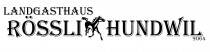 Logo von Restaurant Rössli Hundwil in Hundwil