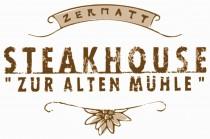 Logo von Restaurant Steakhouse Zur Alten Mühle in Zermatt