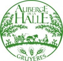 Logo von Restaurant Auberge de la Halle in Gruyeres