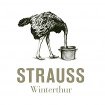 Logo von Restaurant-Vineria STRAUSS in Winterthur