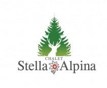 Logo von Restaurant Chalet Stella Alpina in Ronco Bedretto