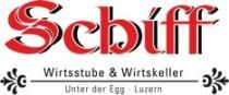 Restaurant Schiff in Lucerne